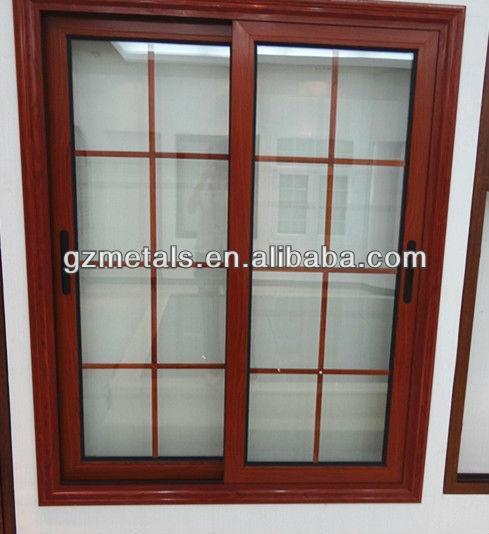 Window Grill Design Pvc/aluminum Windows Design For Philippines - Buy ...