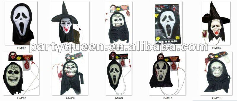Custom Halloween Mask P-M020