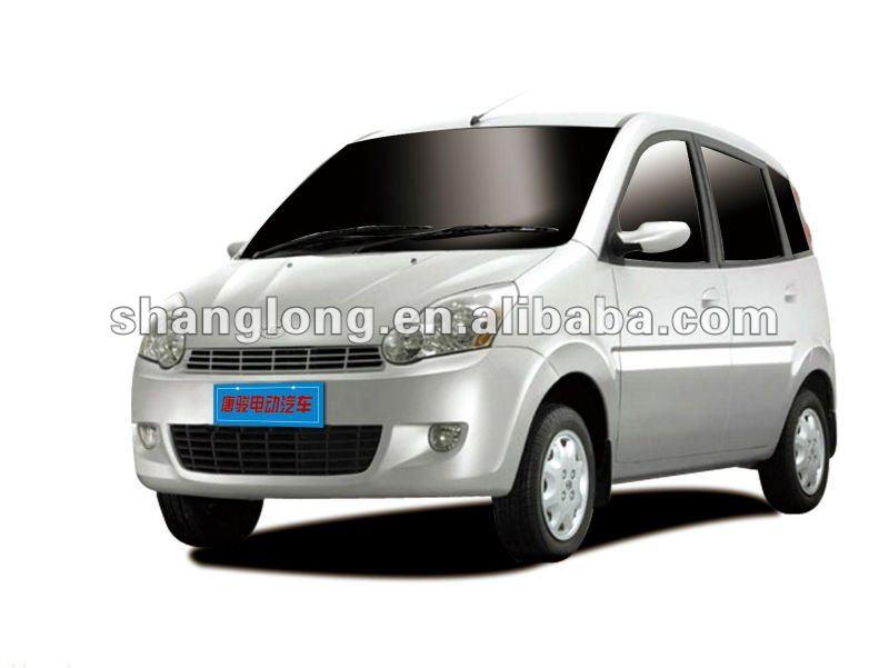 T-KING DOT Electric car with 4 seats-EV01