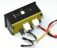 Mini Green Led Digital Fahrenheit temperature Panel Meter 0 - 167F