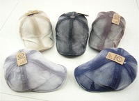 Женская бейсболка spring baseball cap for men and women to do the old female Cap Hat Korean tide