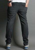 Free shipping Wholesale & Retails New Men's Cool Pants Casual Sports Trousers Jogging Rope Haren Slacks 4 color M/L/XL 11070