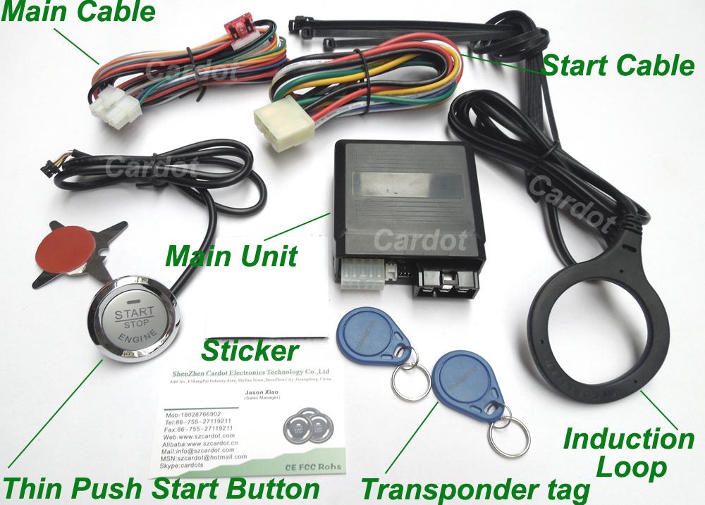 Кнопка старт стоп на форд фокус схема