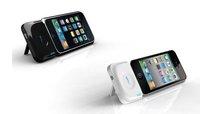 Зарядное устройство для мобильных телефонов 1200mAh MiLi Power Angel Mini External Battery power bank with Stand for Phone
