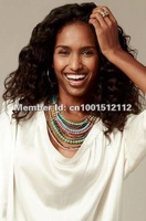 Колье-цепь Brand New Stellat Zahara Bib Statement Necklace - Retails $248, High Quality