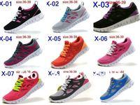 Мужская обувь для бега run+ 2, mens jogging run 2 mens sport 2012, running shoes branded Кожа Шнуровка