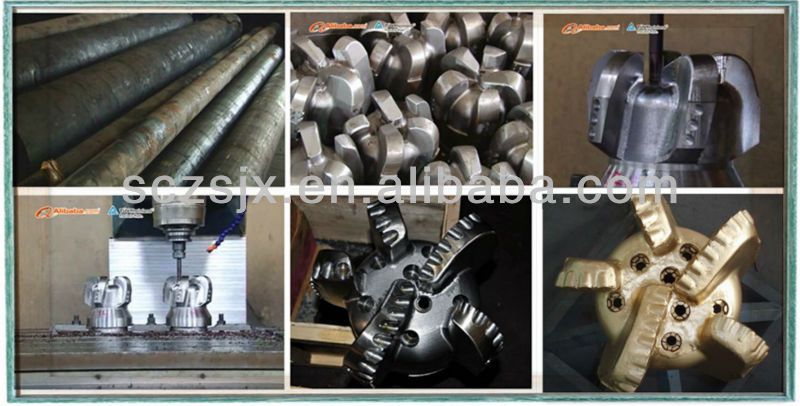 China API High quality diamond core drill bit