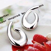 Серьги висячие hot sale popular silver earring, silver earrings, fashion jewelry, jewelry, GSSPE159