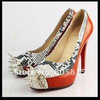 Туфли на высоком каблуке Brand Toe ,  14
