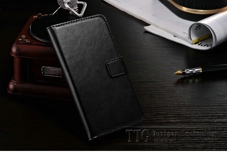For M2 Retro Wallet  Leather Case For SONY Xperia M2 S50h Noble Phone Bag Cover with Stand Card Holder Vintage Style