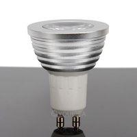 1 набор 3вт gu10 farbwechsel rgb привело licht лампе birne ir fernbedienung 80188 с постоянной синхронизации памяти