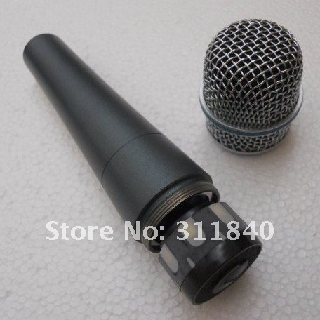 Free shipping Bete57 57A Instrument Dynamic KTV speaker microphones Best quality !! 5pcs
