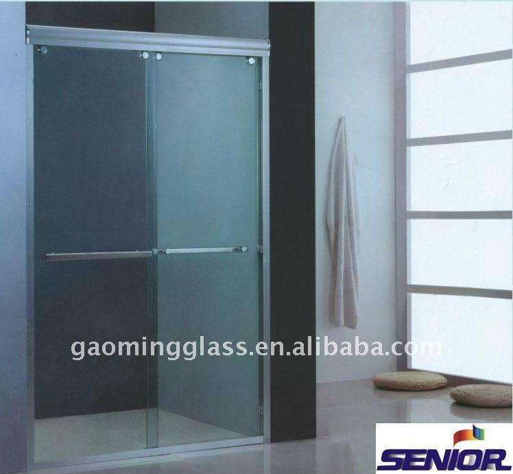 Puertas Para Regadera Baño:templado de vidrio de la puerta de la ducha para el baño
