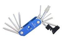 14 in 1 Multi/function Bike Bicycle Repairing Tools Kits Blue