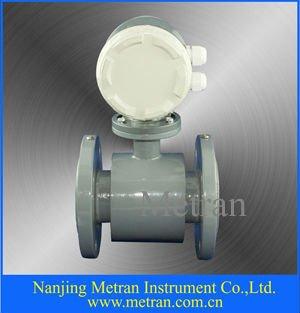 tem82e electromagnetic flow meter flow meter