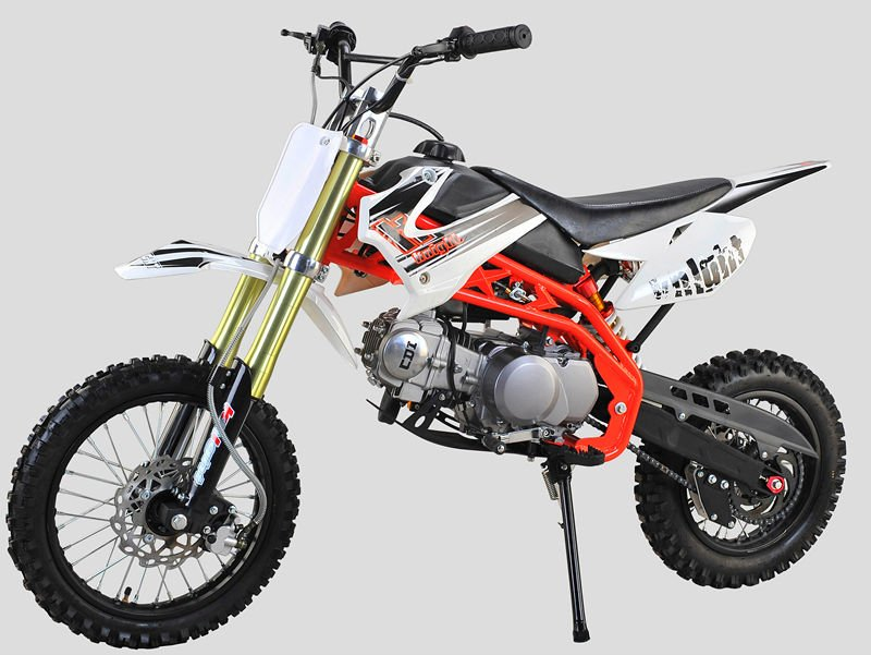 125CC DIRT BIKE 4 STROKE OFF ROAD SPORTS MOTORCYCLE