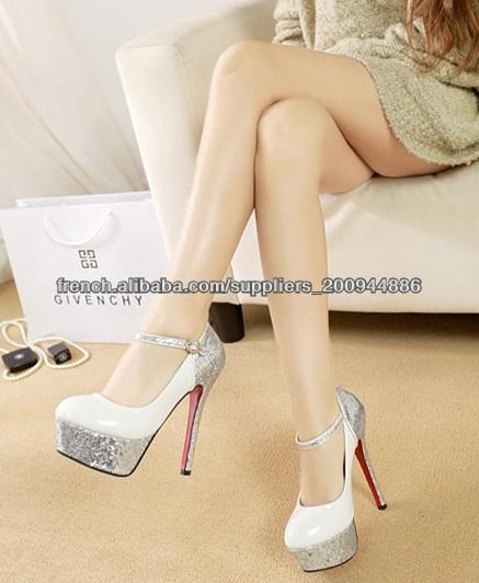 dames talons de chaussures en gros de sandales porcelaine PE2782