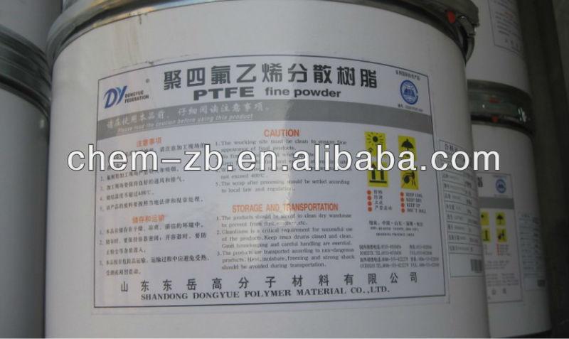 Hot Sale 100% Purity Virgin White PTFE Powder/PTFE Fine Powder Price