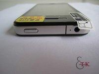 Мобильный телефон 1:1 Capacitive screen wifi mobile phone, dual sim cards, 4thG, Java, 3.5 inch touch screen cell phone