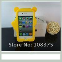 Чехол для для мобильных телефонов soft silicon cover for iphone 4 4s cases