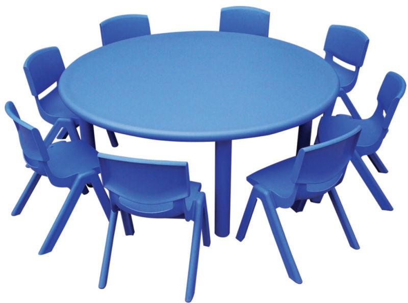 2013 Charming Cheap Round Preschool Kids Plastic Chairs