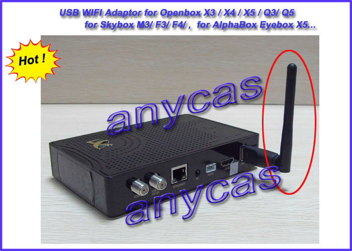 USB WIFI for Original Openbox X3_9_Anycas