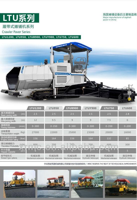 LTU900 9M ASPHALT PAVER