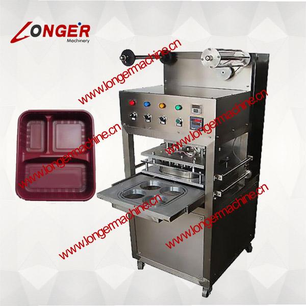 Sealing Machine with Gas|Pneumatic Sealing Machine|Tray Sealer