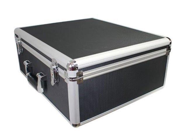 Ящик (Д) алюминиевый 2 секции (22л)