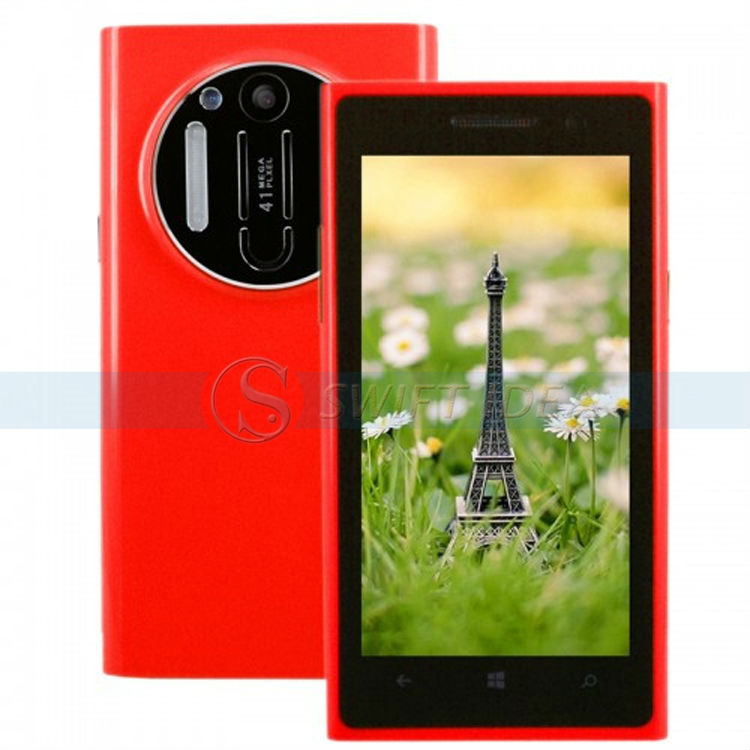 N1020 mobile Android4.2 4.0'' capactive SC6820 Dual SIM Cards 5.0MP Power Amplifier Wifi smartphone android phone for Nokia