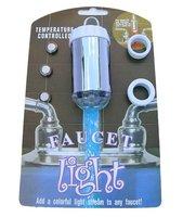 Аксессуар для душевой насадки RGB Waterfall Stream Temperature Sensitive controlled LED Faucet Light Tap waterfall