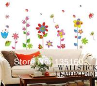 Стикеры для стен Your Unique Decoration DIY ,  Flowers