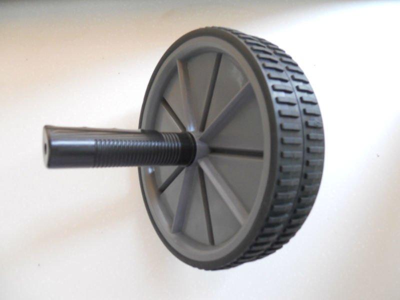 plastic fitness power roller
