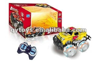 4 Function RC Monster Truck Scale RC Car Trailers