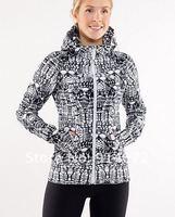 Женские толстовки и Кофты 2012 Lululemon Scuba hoody yoga coat Women's hoodies size: 2, 4, 6, 8, 10, 12