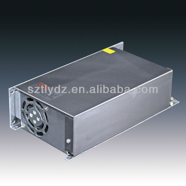 high voltage 48v switching mode single output power supply