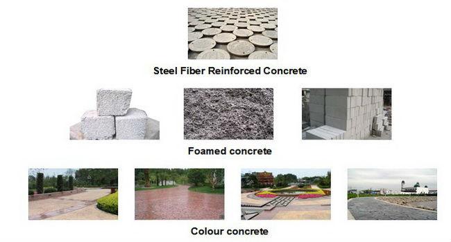 500l concrete mixer