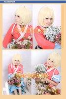 Парик косплей Ao no Exorcist ShiemiMoriyama Fashion Short Full Party Customs Cosplay wig G14