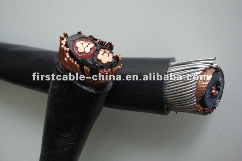 2013 New China cable Manufacture Armoured Aluminum Power cable best price