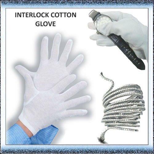 White Nylon Gloves / Wedding, Church, Usher, Band / NIP / One Size Stretch