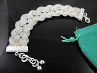 Ювелирное изделие 925 silver Bracelet & Bangle, fashion jewelry silver, hot sale 925 silver, Nice Package! BB112
