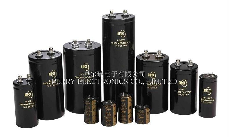 4700UF 63V / 63V4700UF Aluminum Electrolytic Capacitor