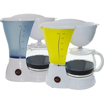AD-2605 Electric Drip four cups coffee maker