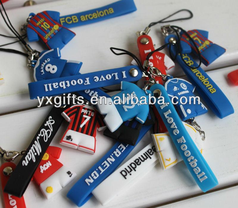 YX5011 Dongguan Manufactur Hockey Keychains