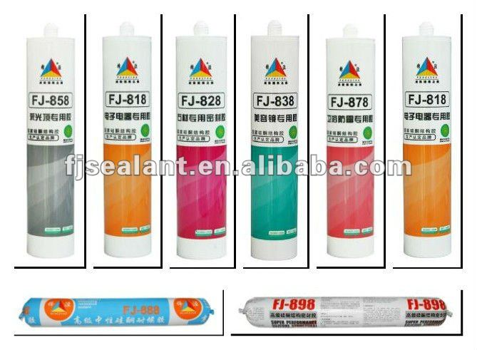 highgrade two parts silicone sealant for insulated glass
