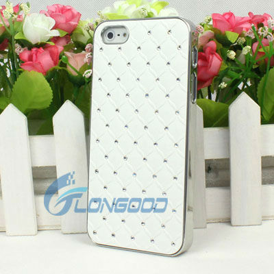 Luxury Bling Diamond Crystal Case For Apple iPhone 5 5G