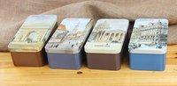Упаковочные банки OEM 6.5 /kawaii box /16.5x8.2x5.5cm  plant