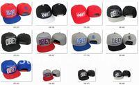 NEW Pink Dolphin Snapback hats DGK AMAKIPKIP Trukfit Obey Cap Basketball hat Baseball YMCMB caps Supreme Last King Snapbacks