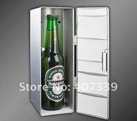 USB-гаджет Mini USB PC Fridge Refrigerator Beverage Drink Can Cooler/Warmer