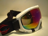 Free shipping Double Lens ski goggles sports goggles double anti-fog mirror Ski goggles  Inserting Spectacles available RTS022